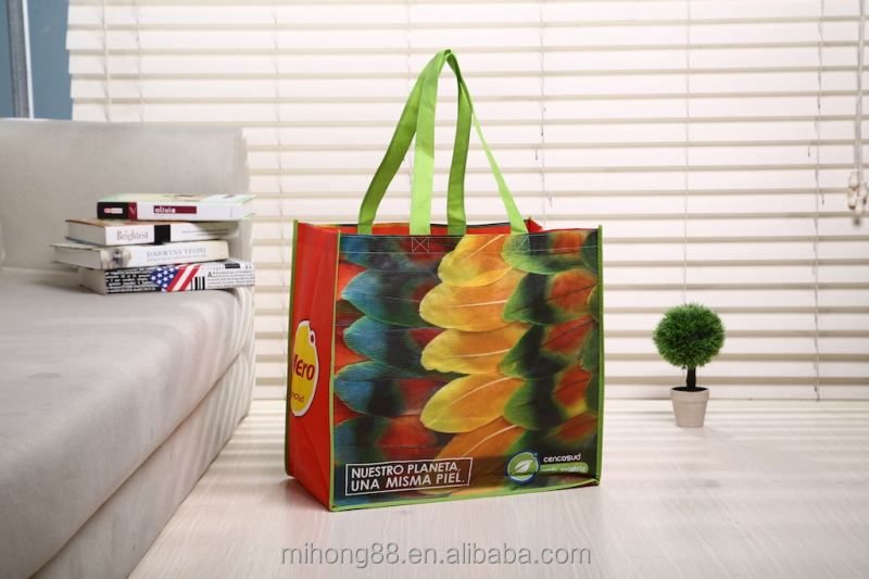 HOT SALE Different types drawstring non woven bag from China