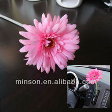 Fashion Car Auto Flower Set (vase+clip) Fit Any Air Vent. Beetle VW Interior Window