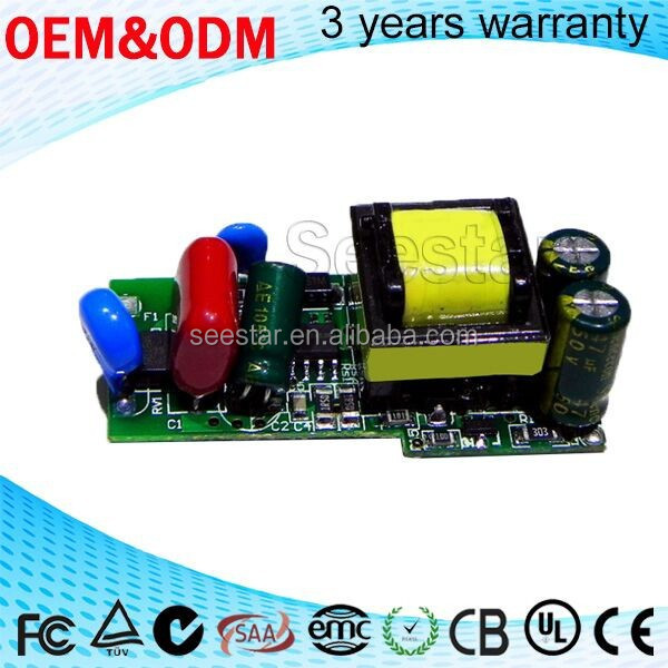 switching power supply 7w 9w 11w 12w 280ma 350ma bulb light strip light constant current led driver