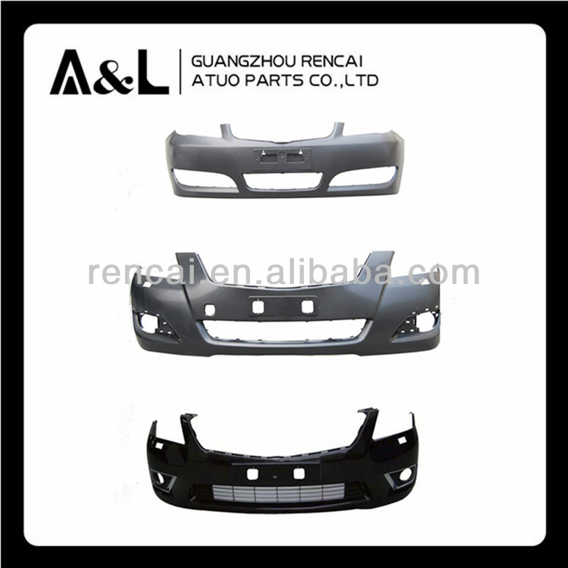 Auto Body Parts Front Bumper Cover For Toyota Camry