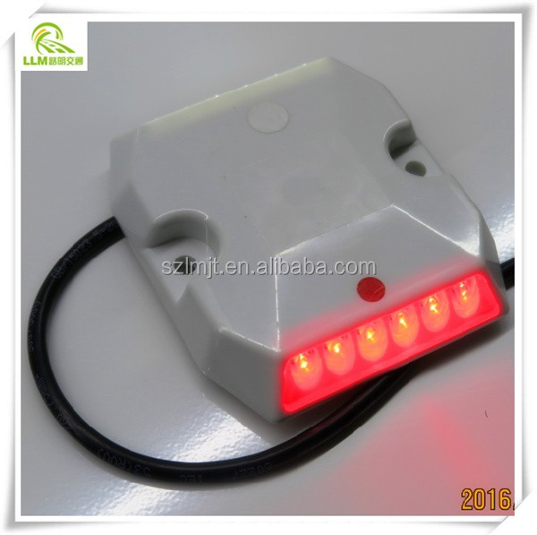 DC 12V/24V IP68 waterproof high brightness LED tunnel side marker light