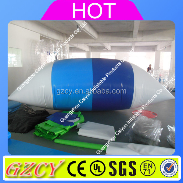 Fashion Small Inflatable Water Blob
