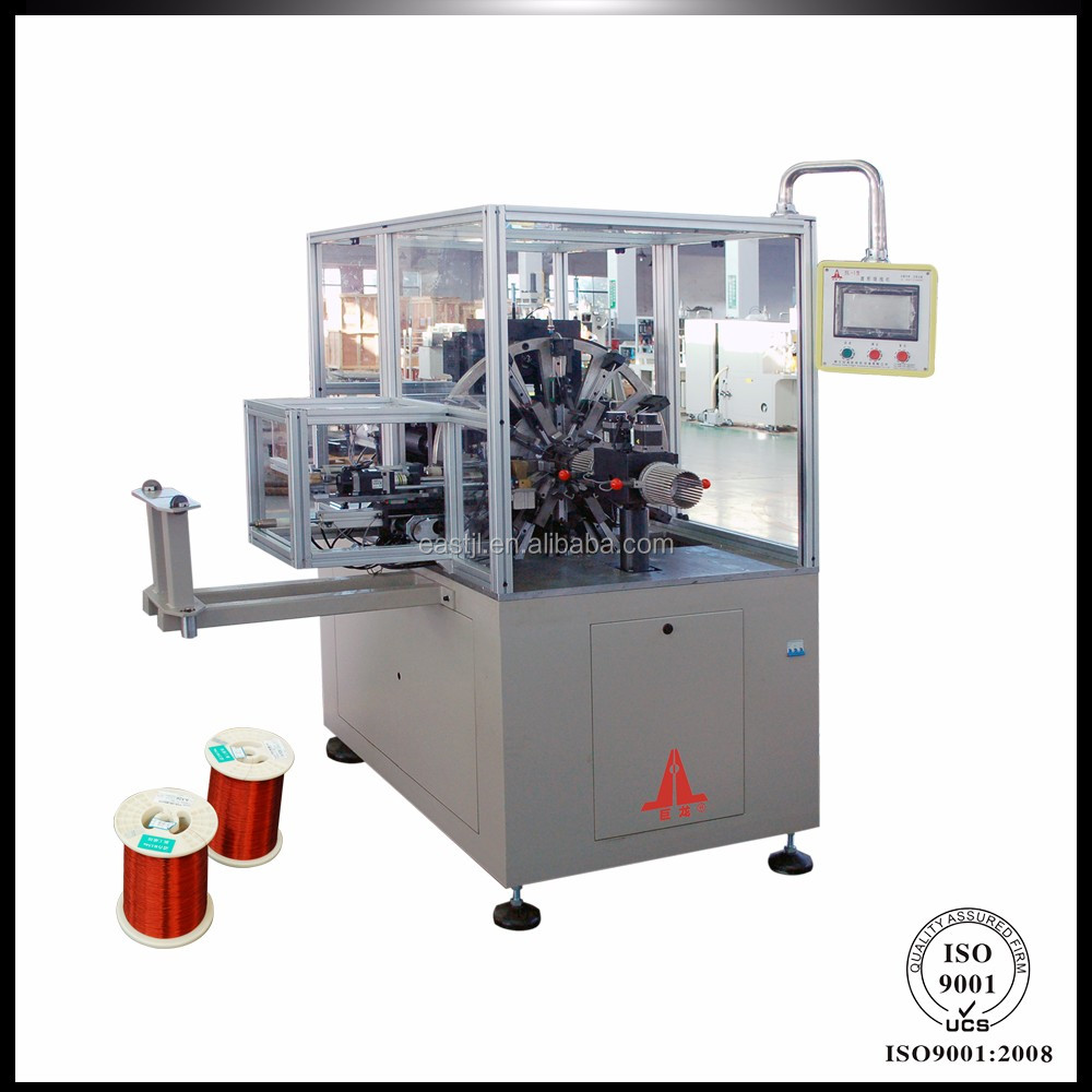 2017 Alternator Wave Shape Coil winding machine equipment (BL-1)