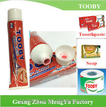 TOOBY Brand Top Quality China best whitening halal toothpaste manufacture