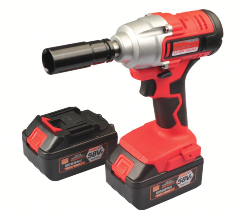electric power tools free sample cordless 18v impact wrench electric drivers big power cordless ratchet wrench hot