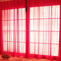 Cheap Wholesale Stitched Window Curtain for sale