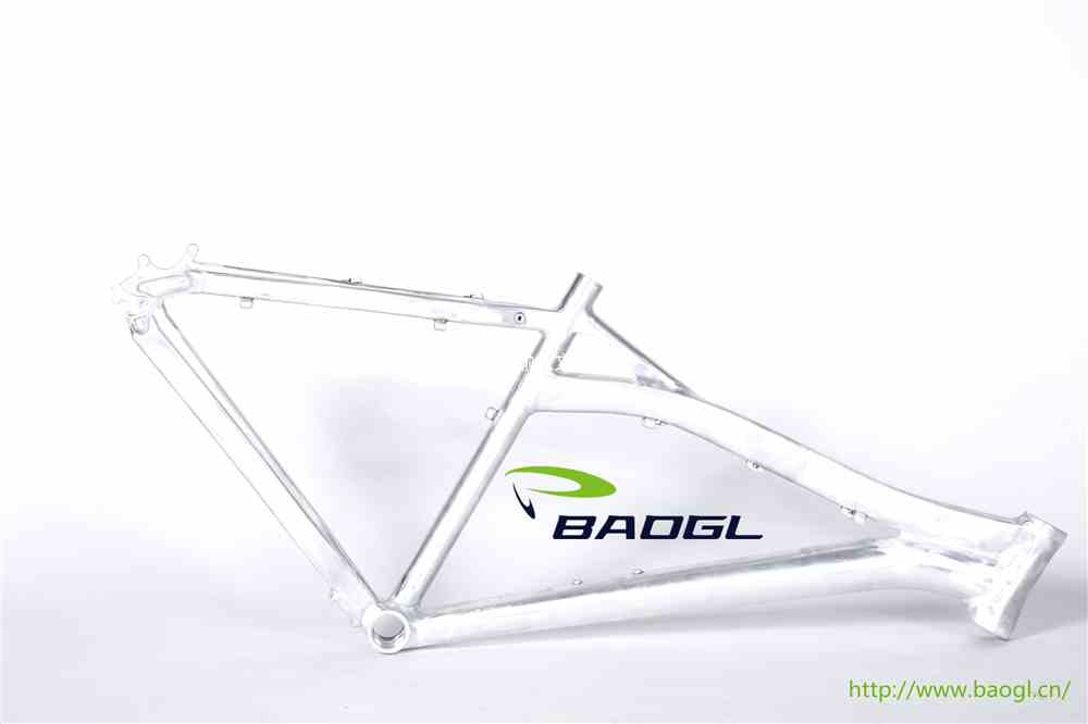 BAOGL bicycle frame for quando hubs