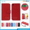 Book Style Wallet Cases With Card Slot PU Leather Flip Phone Case For Huawei Y6