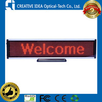 Programmable Moving Signs LED Message Display