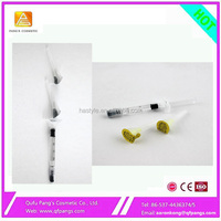 (2ml)High cost performance cross-linked hyaluronic acid gel for injection dermal filler