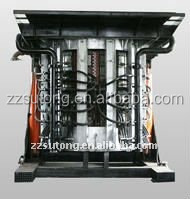 melting Aluminum electric induction furnace
