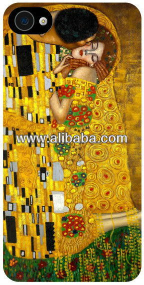 Gustav Klimt Cases For iphone 4 5 - Samsung Mobile Phone Case Cover - Reproduction Prints