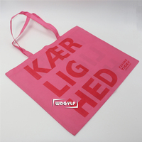 Non woven bags customization Advertising printing non woven bags Environmental protection packing Shopping bags making company