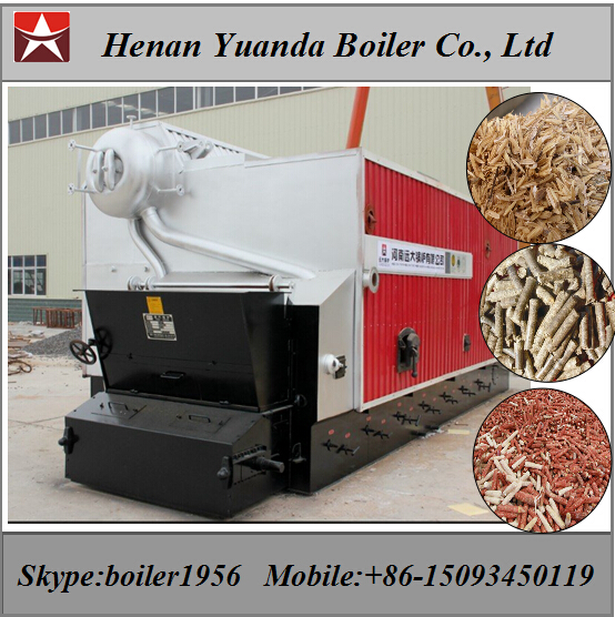 Kinds biomass fuel steam boiler