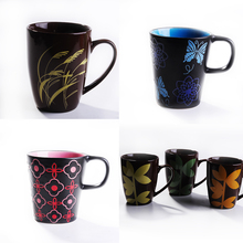 new products high quality custom Bone China gilding coffee cups and saucers for gift