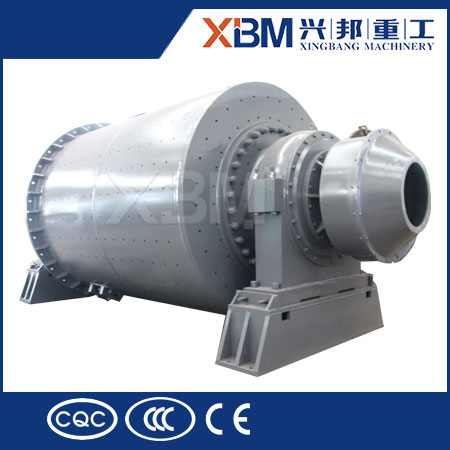 Good Performance Ball Mill For Copper Ores