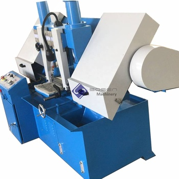 GH4235 Metal band saw iron cut machine for metal
