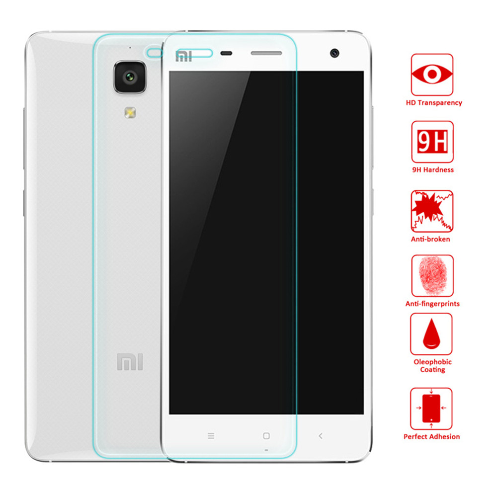 Glass mobile screen protector for xiaomi redmi note 3