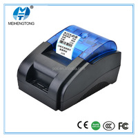 Portable ios Android Wireless Bluetooth 58mm Thermal Paper Printer large format thermal printer