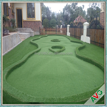 NO Heavy Metal Kindergarten Used Fake Grass Lawns Cost Effective