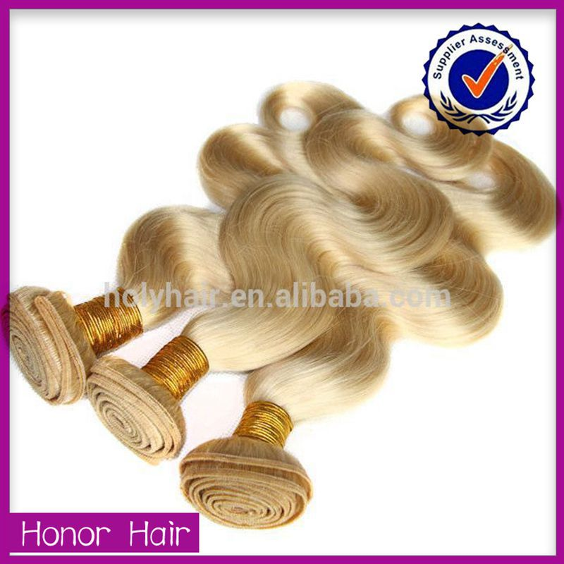 Aliexpress hair high quality natural unprocessed russian body wave noble gold weaving hair