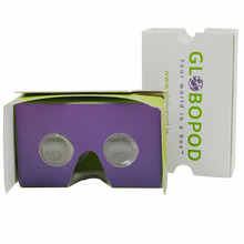 3D Glasses Active VR Virtual Reality Google Cardboard Paper Custom Printing