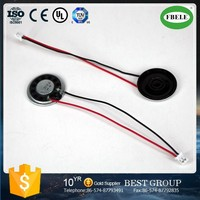 FB28A-wire hot sell inner Magnetic 28mm 32ohm mylar speaker (FBELE)