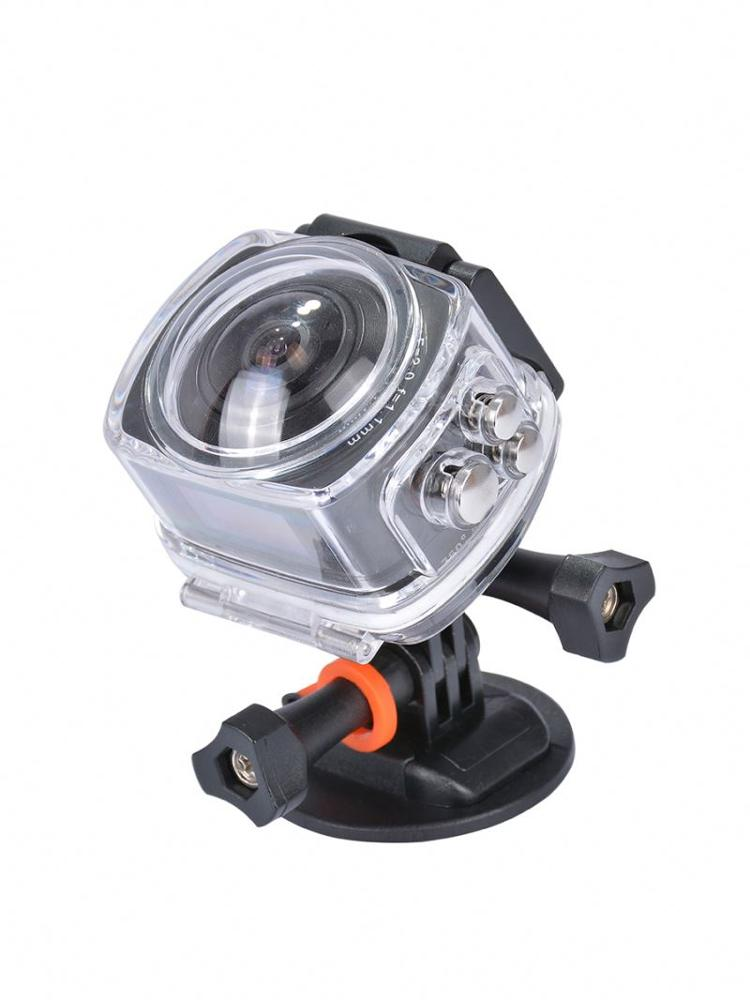 Cooldragon very good AMK-amk100s 220 degree fish-eye 360 degree WIFI Sharing to You-tube or Wechat sport camera