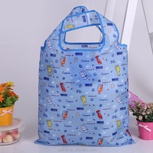 Eco firndly wholease Promotional customized recycle Fashion new design reusable china cheap foldable nylon shopping bag