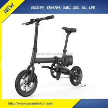 "New Bike 12"" Foldable Pocket Ebike Lithium Battery 36V for sale"