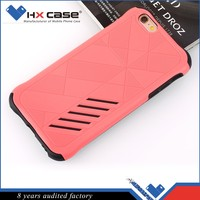 In stock best quality auto sleep/wake smart case for iphone 6