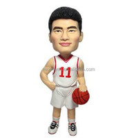 Bobblehead, custom bobblehead personalized from photo, customized Birthday gift- Basketball 5, bobble head, valentine's day