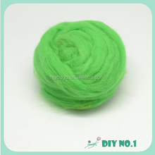 Raw lamb wool for handicraft home arts