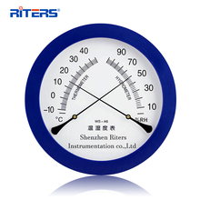 Factory price weather station hygrometer lcd clock water temperature meter digital thermometer wall