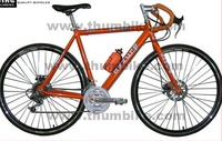 700C 21 Speed Racing Bar Road Bike