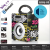 2014 hot selling creative gadgets classic feminine battery removable bluetooth speaker