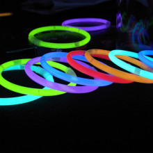 high quality 8 inch party glow bracelet