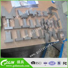 sheet metal stamping die and bending tools or punch moulds