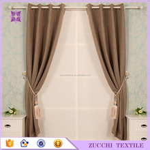 Japan Solid Color Faux Linen Blackout Curtains for Living Room Bedroom Curtains Window Curtains for the Bedroom Custom Made