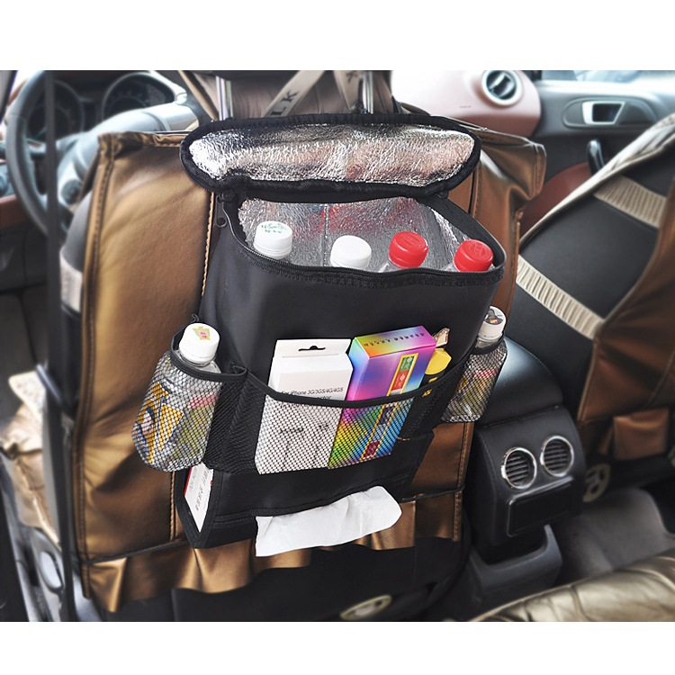 Eco-friendly Car Seat Storage Bag Cup Holder