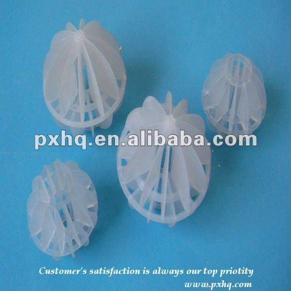 Global Plastic Hollow Ball
