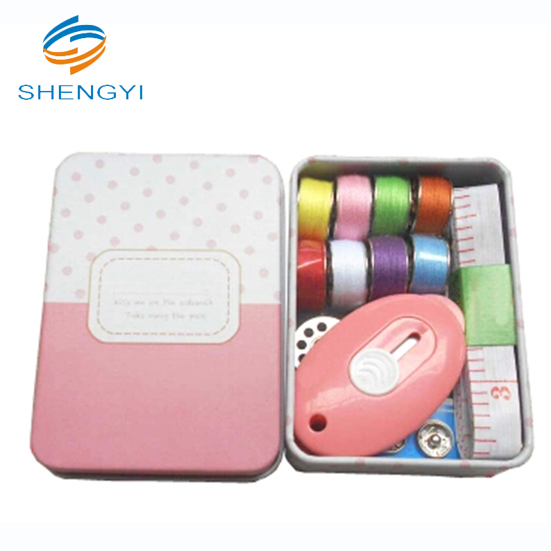 Professional complete durable custom china wholesale sewing kit