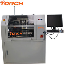 SP500 Automatic high-precision stencil screen printing machine