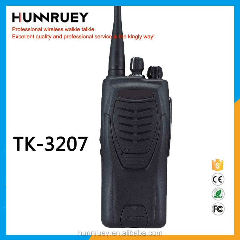 Best price Cost-effective TK3207 Walkie Talkie AM FM Portable Radio With High Capacity Battery