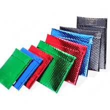 Wholesale various color a4 customized printed bubble mailers padded envelopes