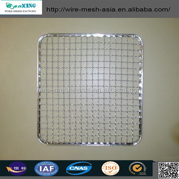 Barbecue grill netting & BBQ wire mesh with high quality & best price (china manufacturer)