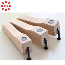 Cool Gift Wooden Beech Nail Clipper with Bottle Opener