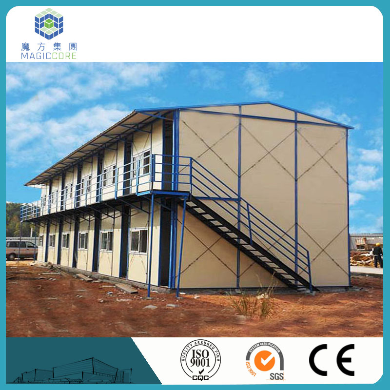 easy assembly low cost prefab house kits cheap school building