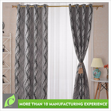 Best selling Creative style Factory wholesale brand name curtain with tassels