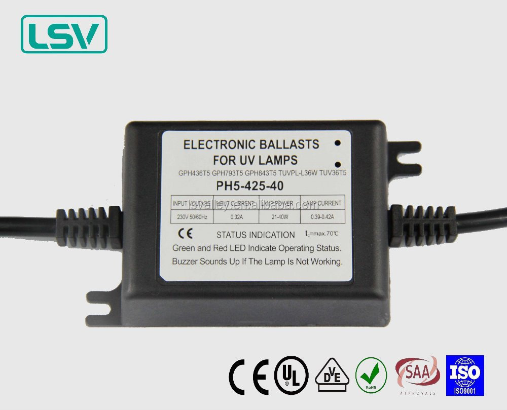 Integrated electronic ballast for uv lamps Facotry Offer